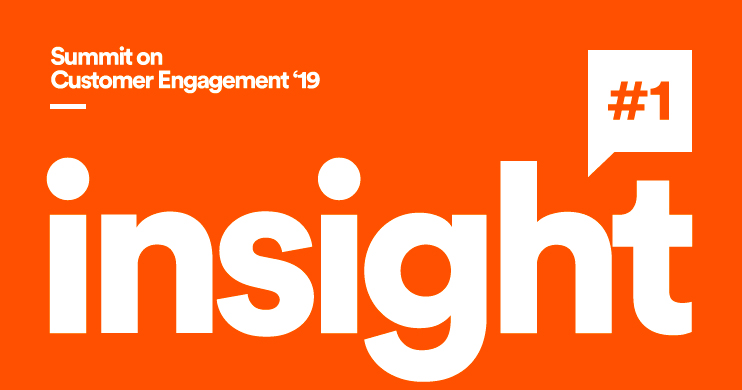 Takeaways from summit on customer engagement