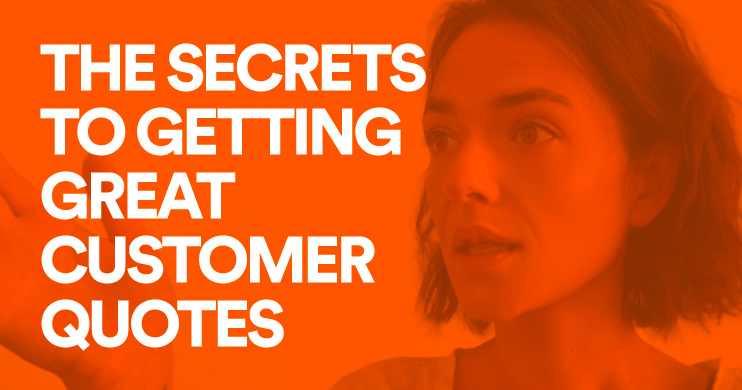 The secrets to getting great customer quotes