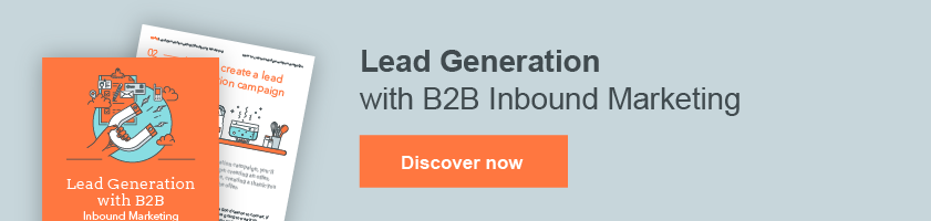 Lead Generation with B2B Inbound Marketing