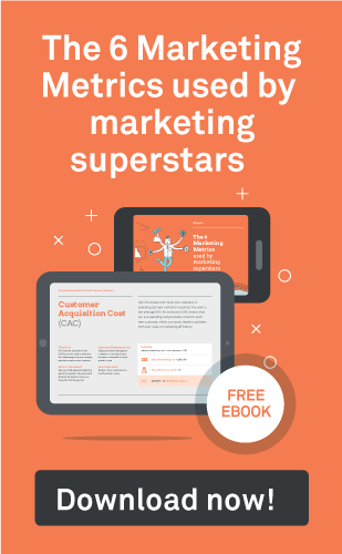 6 metrics used by marketing superstars