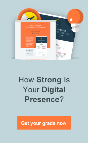 Measure your digital presence with inbound grader